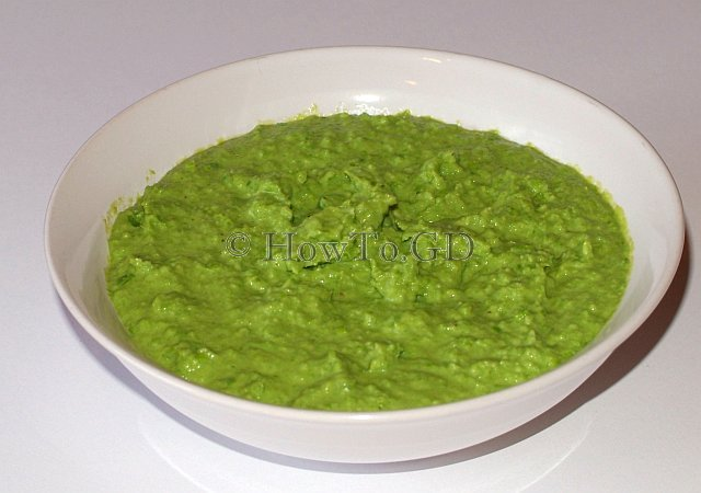 How to make mushy peas