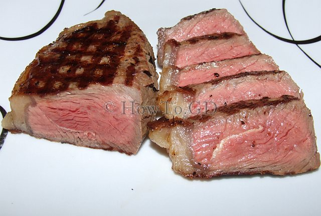 How to make a perfect sirloin steak