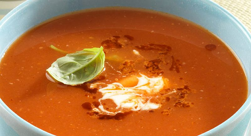 How to make roast tomato soup