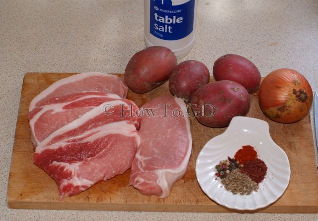 how to cook pork loin steaks without drying out